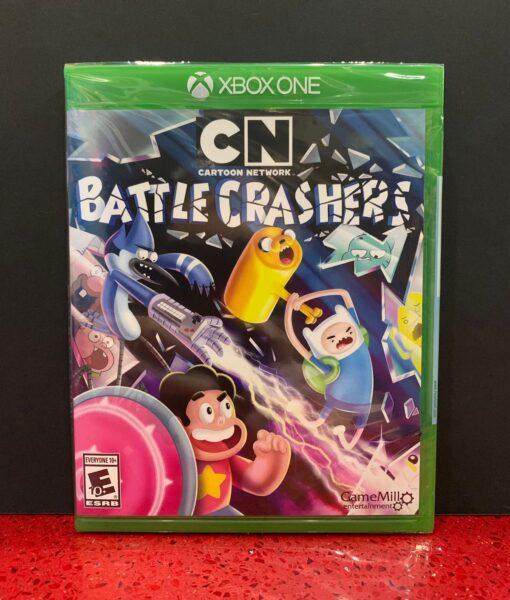 Xone Cartoon Network Battle Crashers game