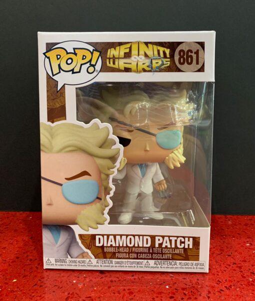 Funko Pop Figura Infinity Diamond Patch 861