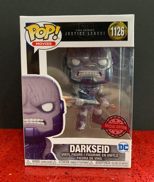 Funko Pop Figura Justice League Darkseid 1126