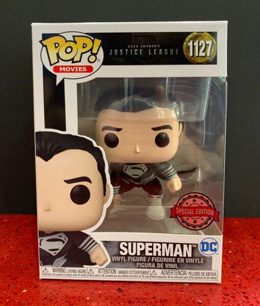 Funko Pop Figura Justice League Superman 1127