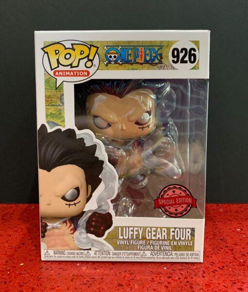 Funko Pop Figura One Piece Luffy Gear Four 926