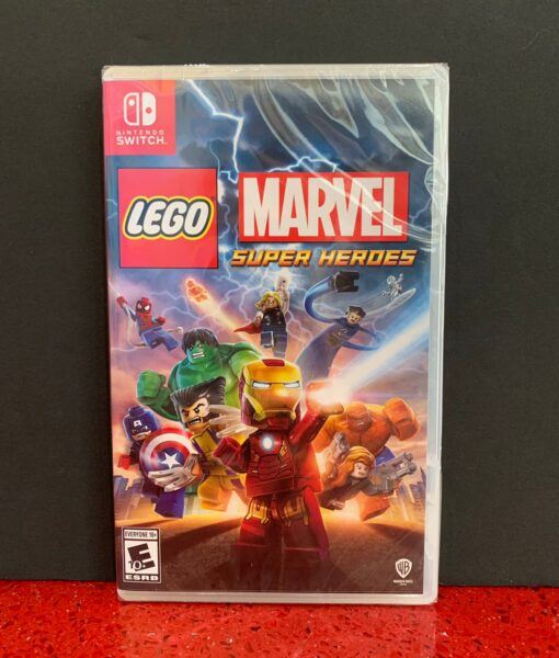 NSW Lego Marvel Super Heroes game