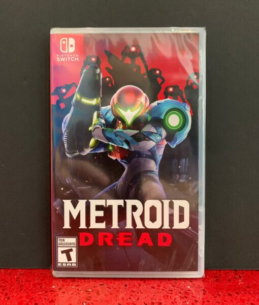 NSW Metroid Dread game