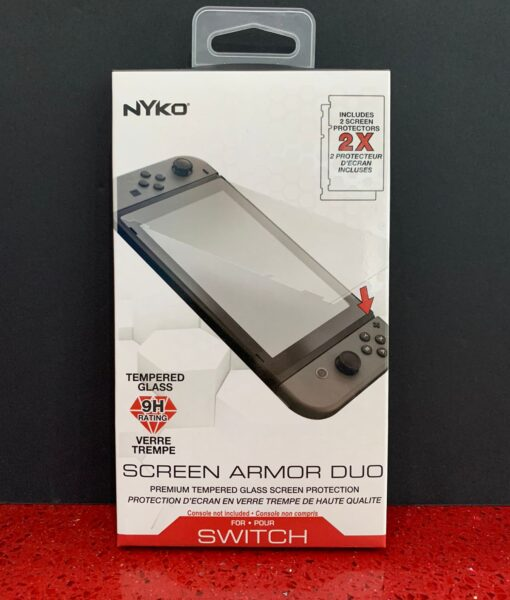 NSW item Screen Protector Tempered Glass NYKO