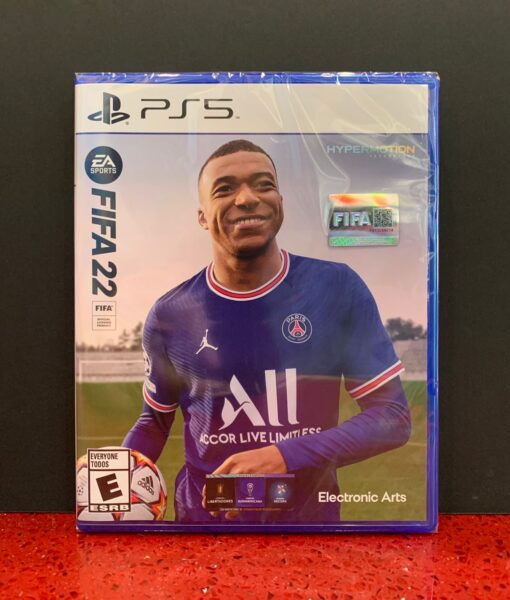 PS5 FIFA 22 game