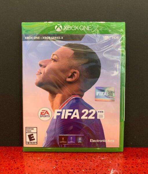Xone FIFA 22 game