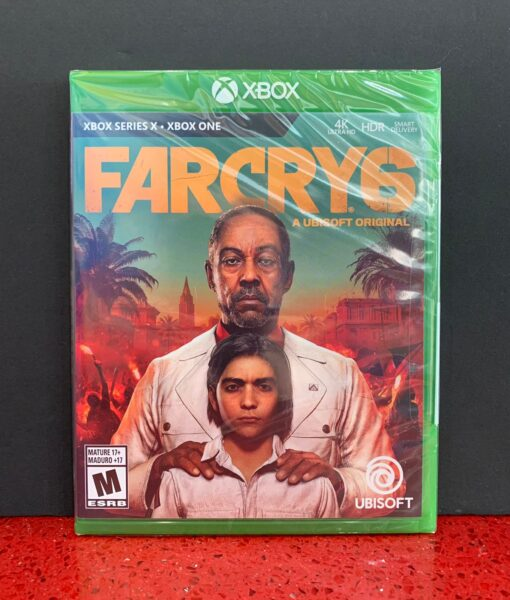 Xone FarCry 6 game
